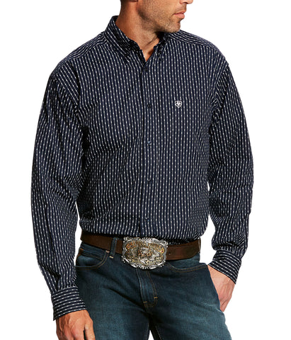 Ariat® Men's Gazeman Long Sleeve Print Shirt
