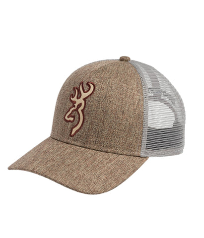 BROWNING DERBY HEATHER BROWN CAP