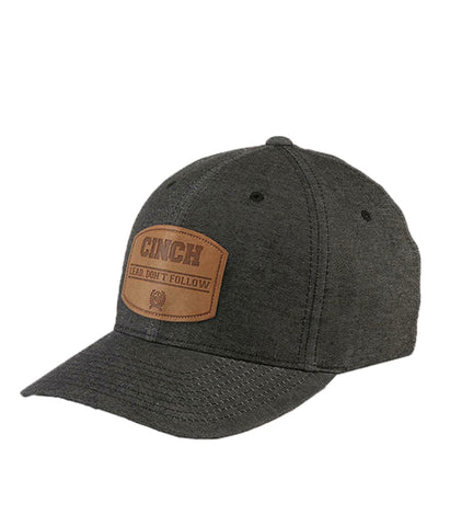 CINCH MENS LEAD DON'T FOLLOW CAP