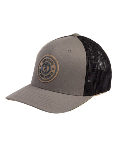BROWNING DUSTED GRAY CAP - L/XL