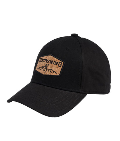 BROWNING TUCKED CORK CAP
