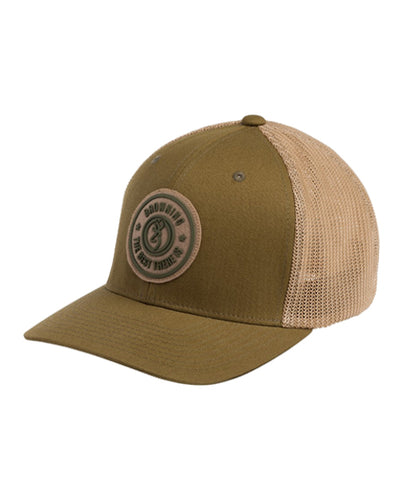 BROWNING DUSTED LODEN CAP - L/XL