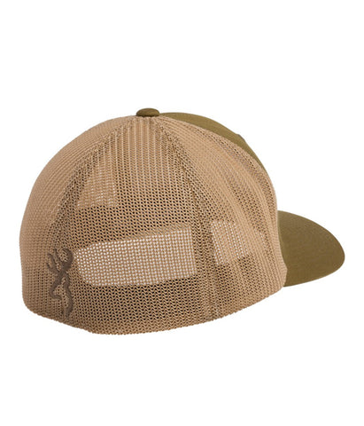 BROWNING DUSTED LODEN CAP