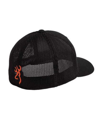BROWNING DUSTED BLACK CAP