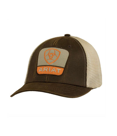 BROWNING FOAM TRUCKER FLAG CAP
