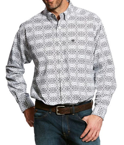 Ariat® Men's Frasier Print Shirt