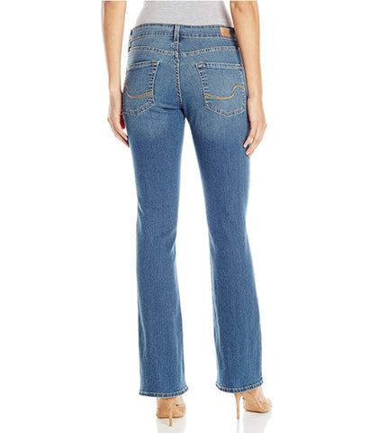 SIGNATURE BY LEVI STRAUSS & CO. GOLD LABEL - TOTALLY SHAPING BOOTCUT JEAN