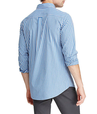 Chaps Men's Easy Care Stretch Cotton Long Sleeve Shirt