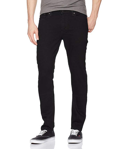 LEVI'S 511 SLIM FIT STRETCH JEANS - BLACK BLACK