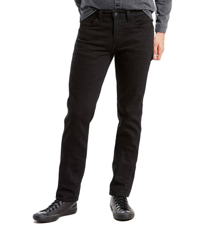 Levi's® 511™ Slim Fit Line 8 Black/Black 3D