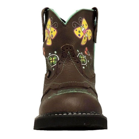 "Justin Girls' Gypsy ""Light Up"" Boots"