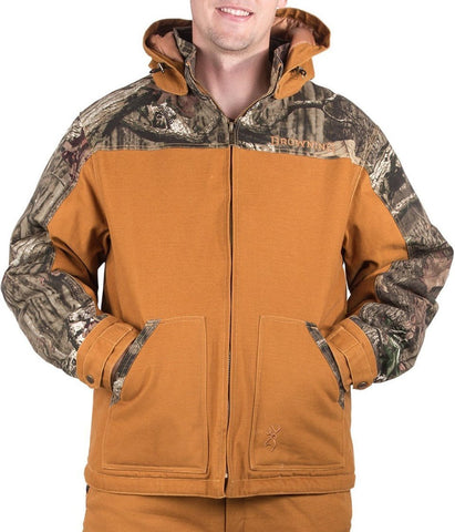 BROWNING FILLISTER HOODED JACKET - CAT