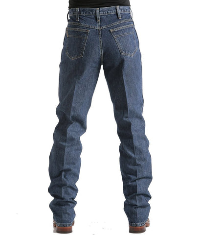 CINCH MEN'S RELAXED FIT GREEN LABEL - DARK STONEWASH