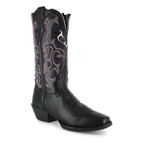 "Justin Women's 12"" Stampede Western Boots"