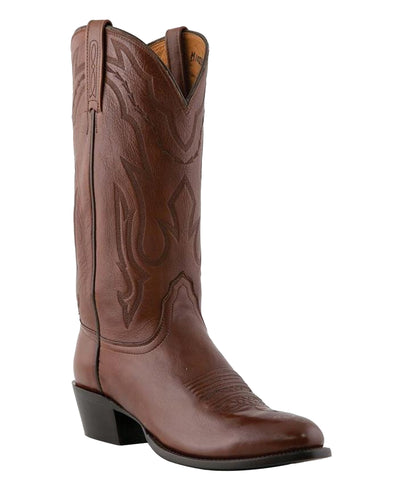 Men's Embroidered Western Boots Lucchese
