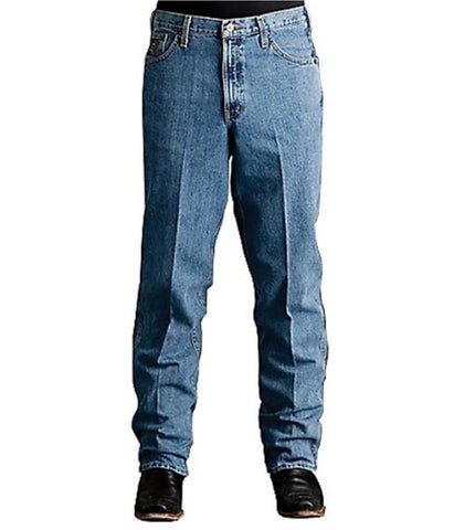 CINCH GREEN LABEL RELAXED FIT JEAN- MEDIUM STONEWASH