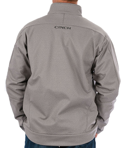 CINCH BONDED CONCEALED CARRY JACKET - GRAY