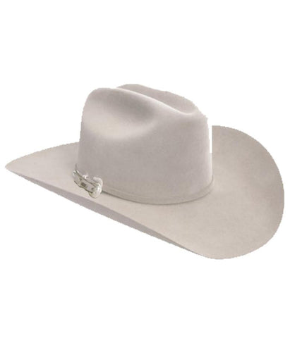 Resistol City Limits Silverbelly 6X Felt Hat
