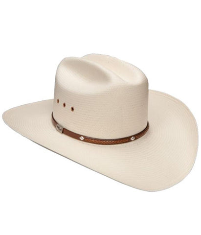 Resistol George Strait Collection 10X Warner Straw Hat