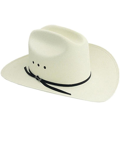 Stetson Rancher 10X straw cowboy hat from the Stetson® Classic Collection.