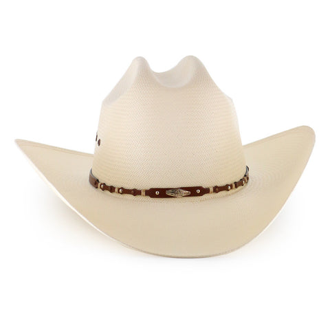 Stetson 10X Saddle Rock Straw Hat