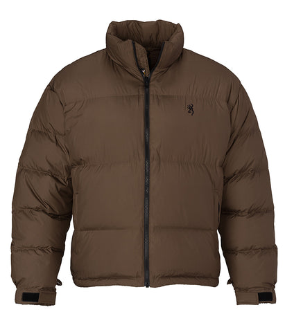 BROWNING CLASSIC DOWN JACKET- TAN