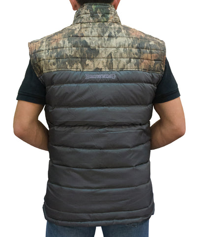 BROWNING A-TACS CAMO® VEST - CAMO/GRAY