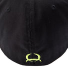 CINCH 3D LOGO FLEXFIT BASEBALL CAP - BLACK