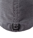 CINCH FLEXFIT BASEBALL CAP - HEATHER GRAY