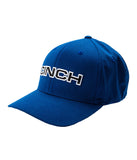 CINCH FLEXFIT BASEBALL CAP - BLUE