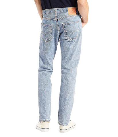 LEVI'S 501 ORIGINAL FIT JEAN - LIGHT STONEWASH
