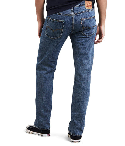 LEVI'S 501 ORIGINAL FIT JEAN - MEDIUM STONEWASH