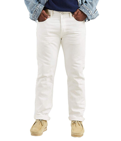 LEVI'S 501 ORIGINAL FIT JEAN - OPTIC WHITE