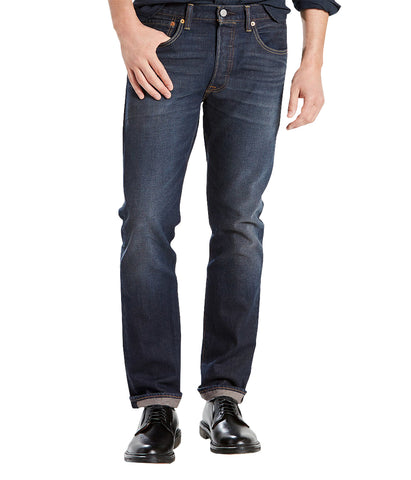 LEVI'S 501 ORIGINAL FIT STRETCH JEAN - ANCHOR