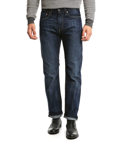 LEVI'S 505 REGULAR FIT JEAN - SHOESTRING