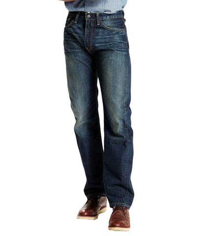 LEVI'S 505 REGULAR FIT JEAN - SPRINGSTEIN