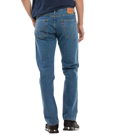 LEVI'S 505 REGULAR FIT JEAN - MEDIUM STONEWASH
