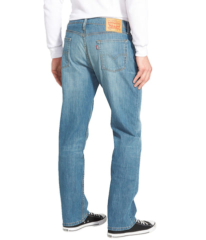 LEVI'S 514 STRAIGHT FIT STRETCH JEANS – VERITABLE