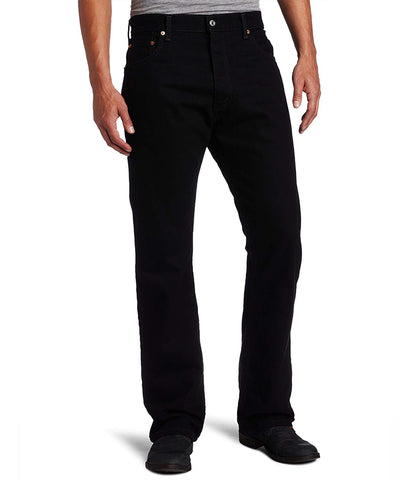 LEVI'S 517 BOOT CUT JEANS - BLACK