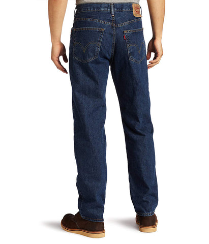 LEVI'S 550 RELAXED-FIT JEAN - DARK STONEWASH