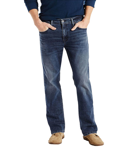 LEVI'S 559 RELAXED STRAIGHT JEANS - INDIGO