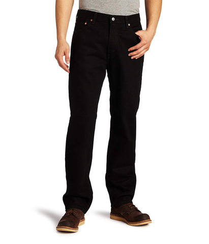 LEVI'S 550 RELAXED FIT JEANS (BIG & TALL) – BLACK
