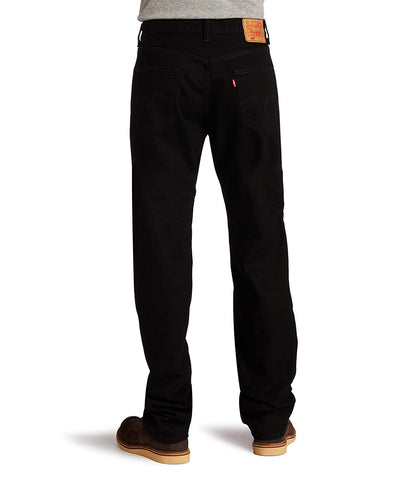 LEVI'S 550™ RELAXED FIT JEANS (BIG & TALL) – BLACK
