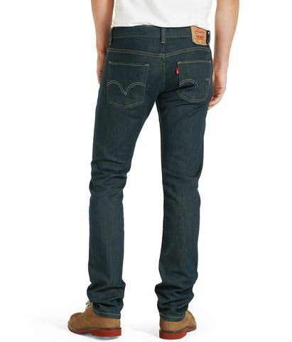 LEVI'S 511 SLIM FIT STRETCH JEANS - RINSED PLAYA