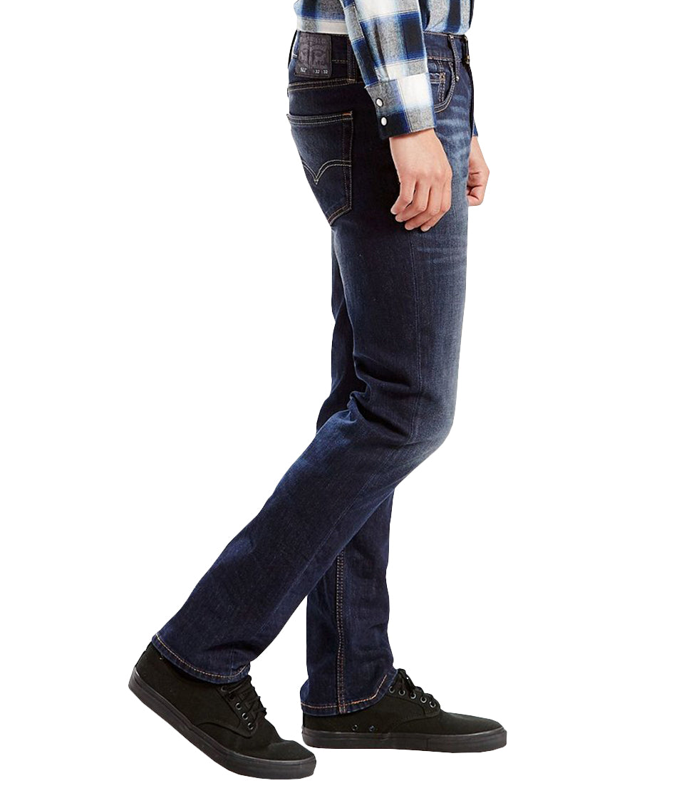 LEVI'S 511 SLIM FIT STRETCH JEANS - SEQUOIA