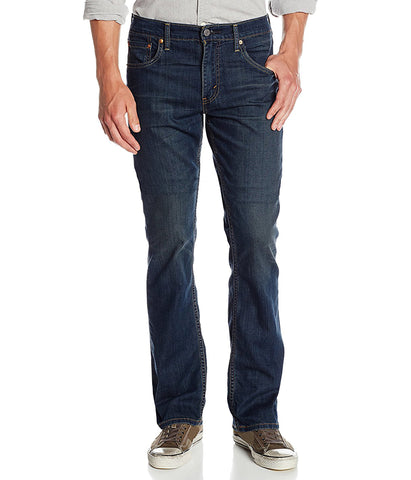 LEVI'S 550™ RELAXED FIT STRETCH JEANS - RINSE-STRETCH