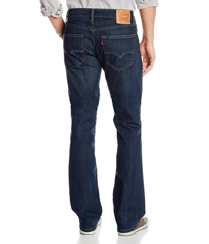 LEVI'S 527 SLIM STRETCH BOOTCUT JEAN - COVERED UP