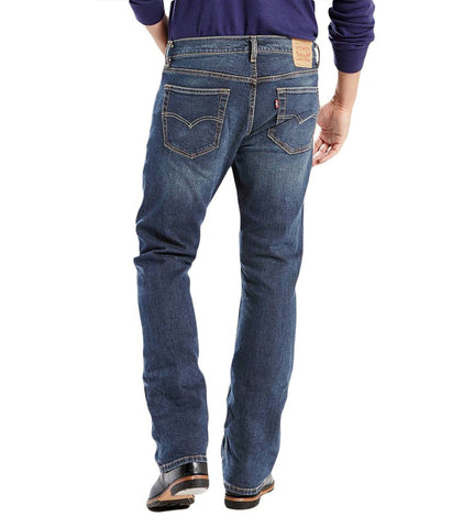 LEVI'S 527 SLIM STRETCH BOOTCUT JEAN - WAVE ALLUSIONS
