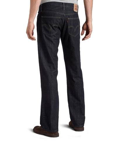 LEVI'S 527 SLIM BOOTCUT JEAN - TUMBLED RIGID