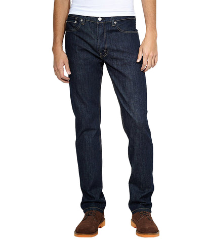 LEVI'S 513 SLIM STRAIGHT STRETCH JEANS - BASTION